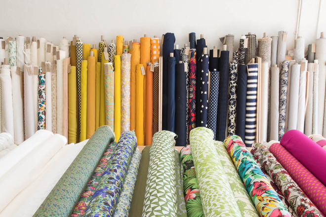 Fabric Store POS System
