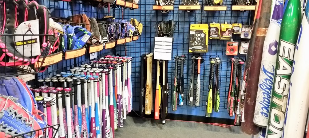 Sporting Goods POS System