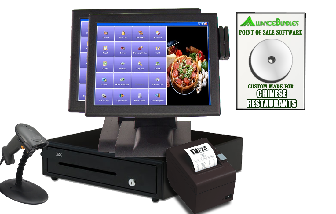 Chinese Restaurant Pos Systems
